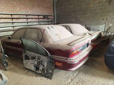 gebraucht Mitsubishi Galant E33 GTI Limousine