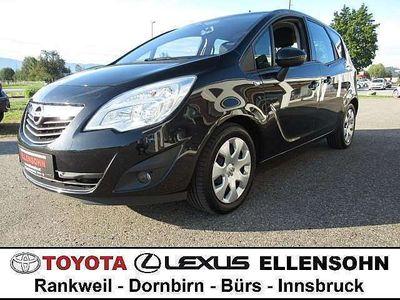 gebraucht Opel Meriva 1,4 ecoFlex Turbo Edition Start&Stop Kombi / Family Van