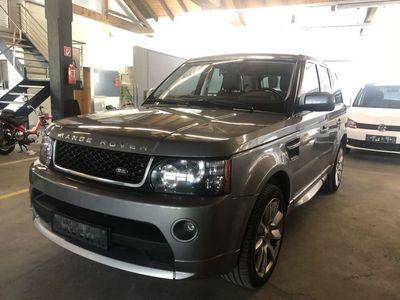 gebraucht Land Rover Range Rover Sport 5,0 V8 S/C STEUERKETTE NEU! SUV / Geländewagen