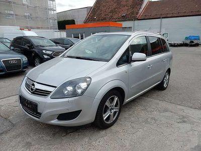 gebraucht Opel Zafira 1,7 CDTI Classic ecoflex Kombi / Family Van
