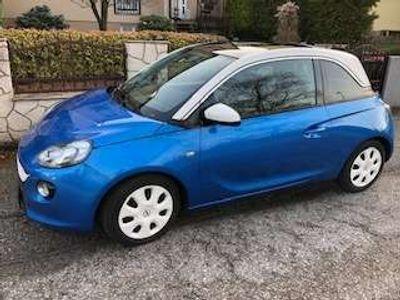 gebraucht Opel Adam mit Panoramadach Klein-/ Kompaktwagen