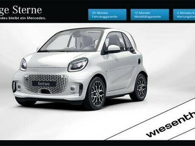 gebraucht Smart ForTwo Coupé EQ