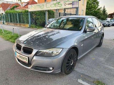 gebraucht BMW 318 3er-Reihe (E90) Fleet Aut.