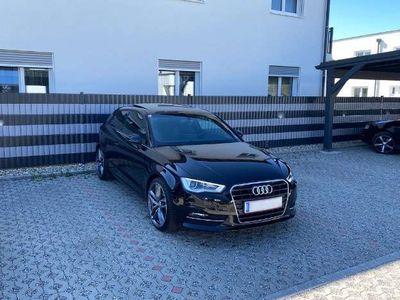 gebraucht Audi A3 Ambition 2,0 TDI DPF S-tronic