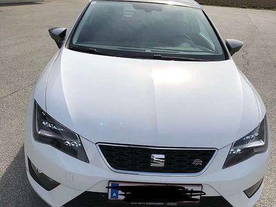 gebraucht Seat Leon SC FR 2.0 TDI CR Sportwagen / Coupé