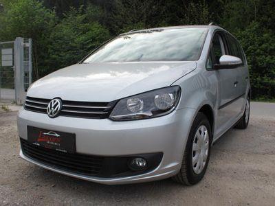 gebraucht VW Touran Cool 1,6 BMT TDI DPF Kombi / Family Van,