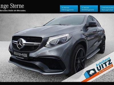 gebraucht Mercedes GLE63 AMG AMG Coupé 4MATIC Aut.
