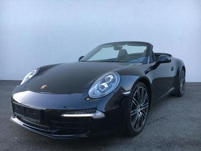 gebraucht Porsche 911 Carrera Cabriolet Black Edition DSG WINTERPREIS!