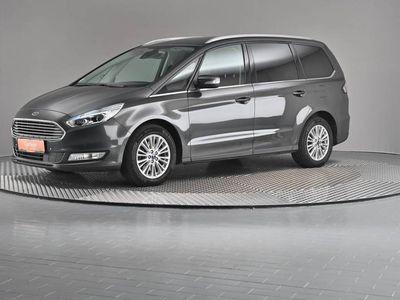 gebraucht Ford Galaxy Titanium 2.0 TDCi Powershift Aut.,