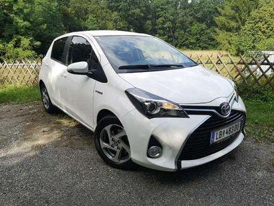gebraucht Toyota Yaris 1.5 Hybrid Edition45 Klein-/ Kompaktwagen,