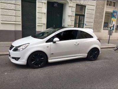 used Opel Corsa OPC LINE 1.4
