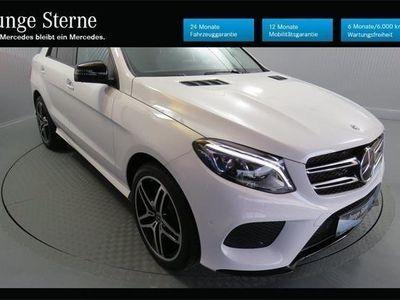 gebraucht Mercedes GLE350 d 4MATIC Off-Roader AMG-LINE NP:105.344€