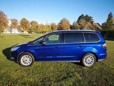 gebraucht Ford Galaxy 2,0 TDCi Titanium Start/Stop**NAVI** Kombi / Family Van