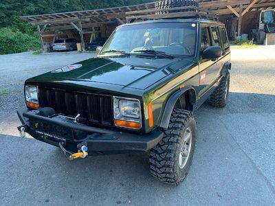 gebraucht Jeep Cherokee 4.0 SUV / Geländewagen