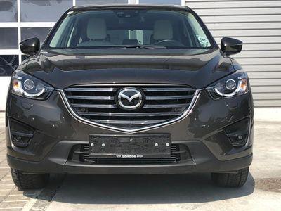 "gebraucht Mazda CX-5 CD150 AWD Nordic Edition ""Leder weiss"" Aut."