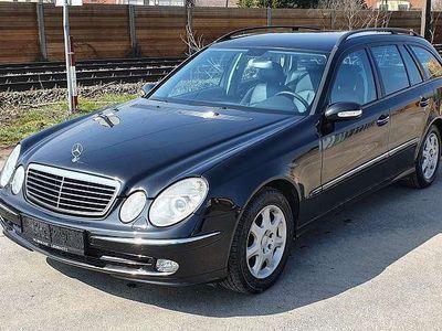 gebraucht Mercedes E320 E-KlasseAvantgarde CDI Aut. Kombi / Family Van