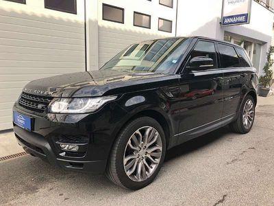 gebraucht Land Rover Range Rover Sport 3,0 TDV6 HSE Dynamik-Paket SUV / Geländewagen,
