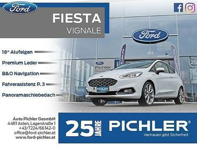 gebraucht Ford Fiesta Vignale 1,0 Ecob. 101PS Coupe, WOW LEASING AKTION