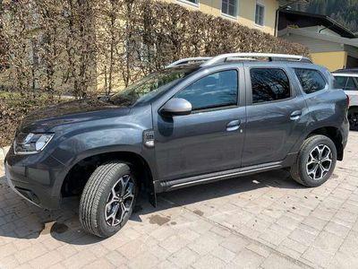 gebraucht Dacia Duster Blue dCi 115 Prestige 4WD