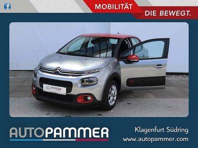 gebraucht Citroën C3 BlueHDi 100 S&S 5-Gang-Manuell Feel