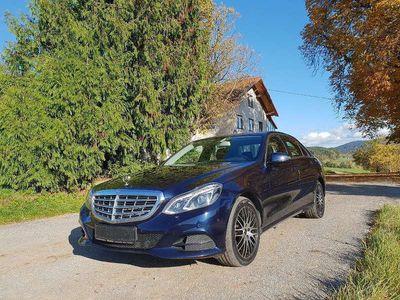 gebraucht Mercedes E300 E-KlasseBLUETEC HYBRID Limousine