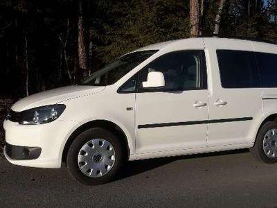 gebraucht VW Caddy Kombi Maxi Comfortline 2,0 EcoFuel