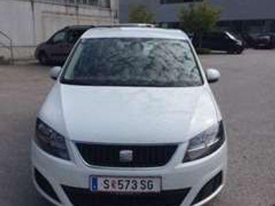gebraucht Seat Alhambra Business 2,0 TDI CR Kombi / Family Van