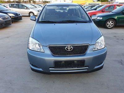 gebraucht Toyota Corolla 2,0 D-4D Linea Sol Limousine,