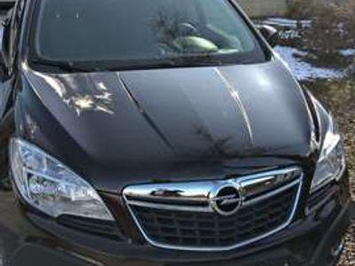 gebraucht Opel Mokka 1,7 CDTI Ecotec Cosmo Start/Stop System SUV / Geländewagen