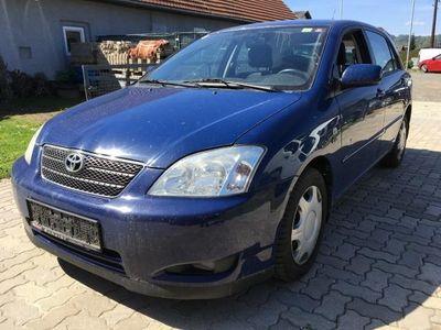 used Toyota Corolla 2,0 D-4D Linea Sol Limousine,