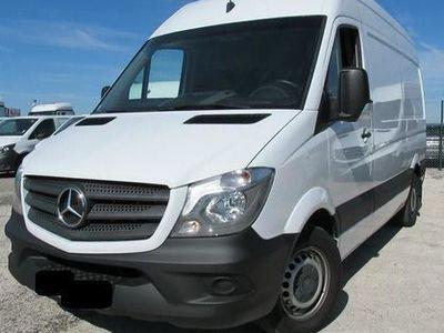 gebraucht Mercedes Sprinter 314 BlueTEC 3665 Kasten HD 593019
