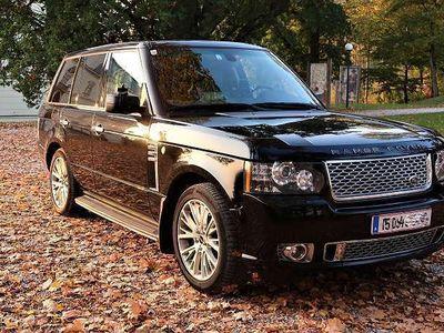 brugt Land Rover Range Rover Autobiography Black Edtion SUV / Geländewagen,