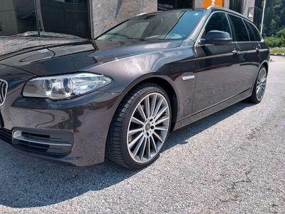 gebraucht BMW 518 5er-Reihe d, alle Service, sehr guter Zust., Pickerl neu Kombi / Family Van