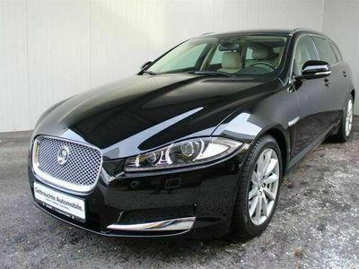 gebraucht Jaguar XF Sportbrake 2,2 Diesel