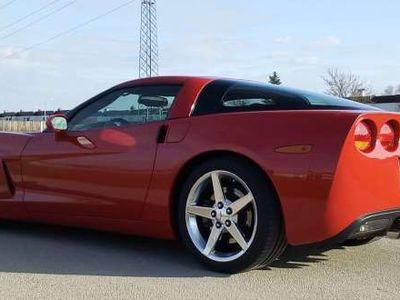 gebraucht Corvette C6 Convertible 6,0 V8