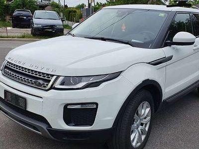 gebraucht Land Rover Range Rover evoque 2.0 SUV / Geländewagen,