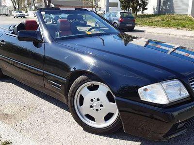 gebraucht Mercedes SL320 SL-Klasse MercedesWinterangebot Cabrio / Roadster