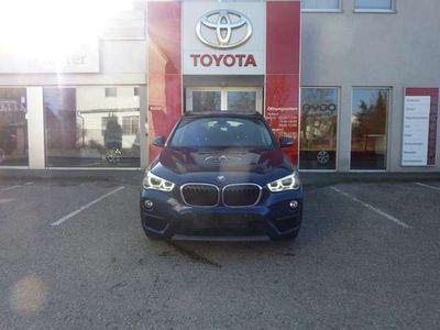 gebraucht BMW X1 sDrive18d Aut. *LED*NAVI*KAMERA*PDC* SUV / Geländewagen