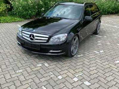 gebraucht Mercedes C350 T Avantgarde CDI Aut.