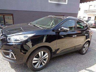 gebraucht Hyundai ix35 2,0 CRDi Style SUV / Geländewagen