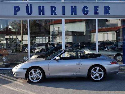 gebraucht Porsche 911 Carrera 4 Cabriolet (996)