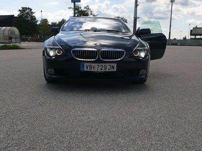 gebraucht BMW 650 6er-Reihe Coupé (E63) Österreich-Paket Aut.