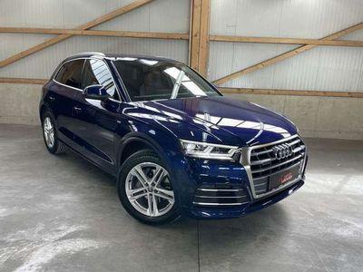 gebraucht Audi Q5 sport 20 TDI quattro S-Tronic S line''AHK*Kamer