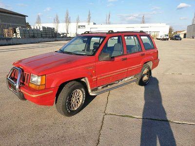 gebraucht Jeep Grand Cherokee ZJ 4.0 SUV / Geländewagen,