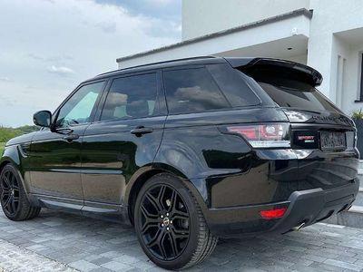gebraucht Land Rover Range Rover Sport Range Rover Sport 3,0 TDV6 HSE Dynamic SUV / Geländewagen