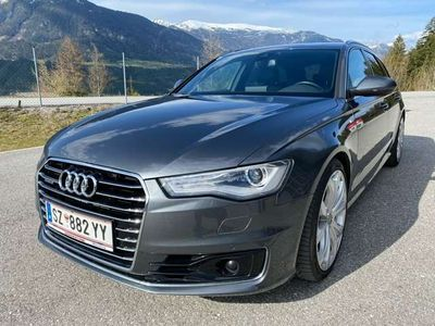 gebraucht Audi A6 Quattro, Diesel S-line, Stdhzn, Ahk,....