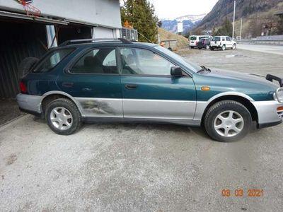 gebraucht Subaru Impreza 5 Door Spetzial Pullmann-Ausführung