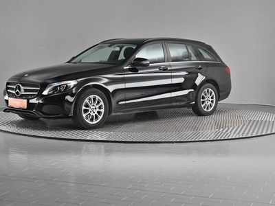 gebraucht Mercedes 200 C-KlasseT BlueTEC (900864) Kombi / Family Van