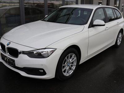 gebraucht BMW 320 3er-Reihe Kombi Diesel (F31) Touring Aut. *AHK*