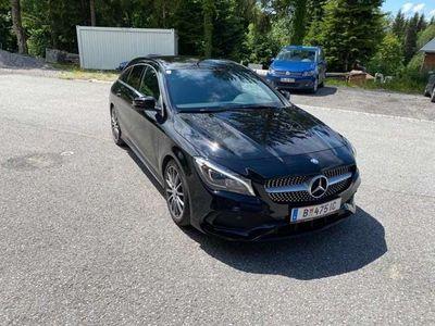 gebraucht Mercedes CLA220 Shooting Brake d Aut.
